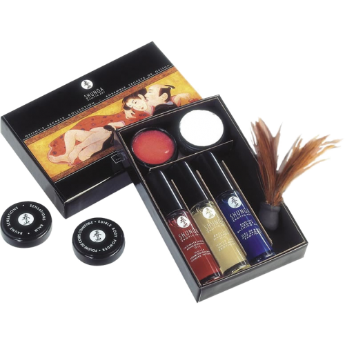 Erotismo en tu maleta dulce y picante for Shunga jardin secreto